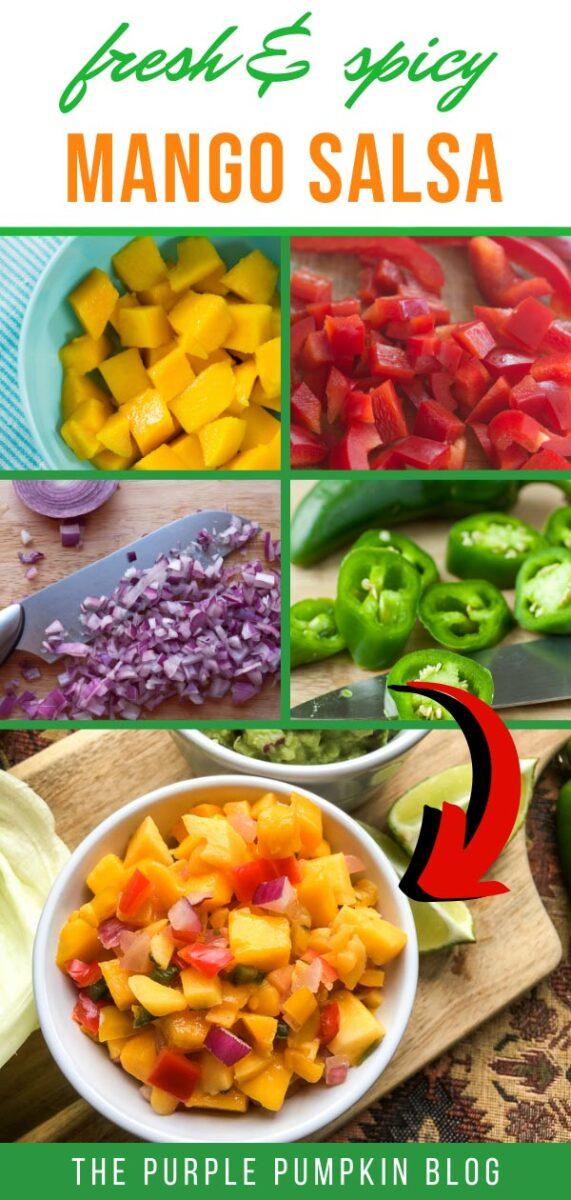 Fresh & Spicy Mango Salsa Recipe