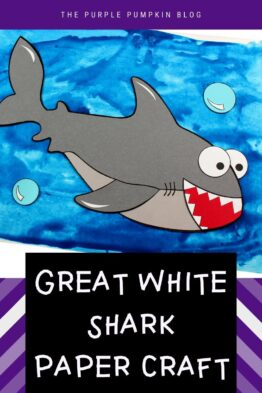 Great-White-Shark-Paper-Craft