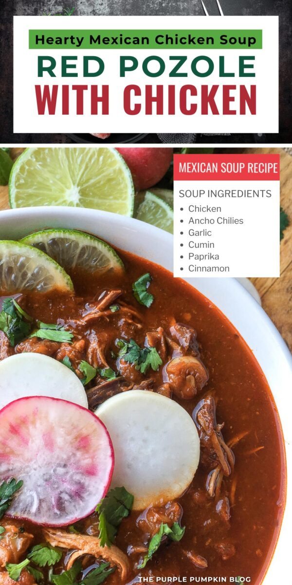 Hearty Mexican Soup Recipe