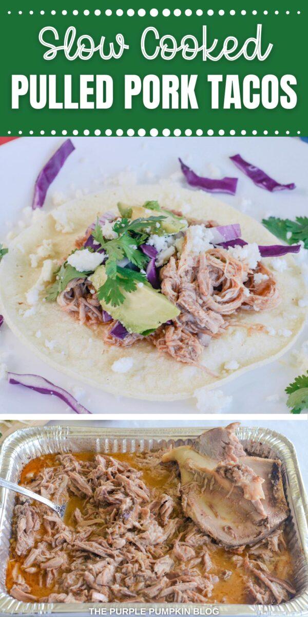 Slow Cooked Pulled Pork Tacos Recipe