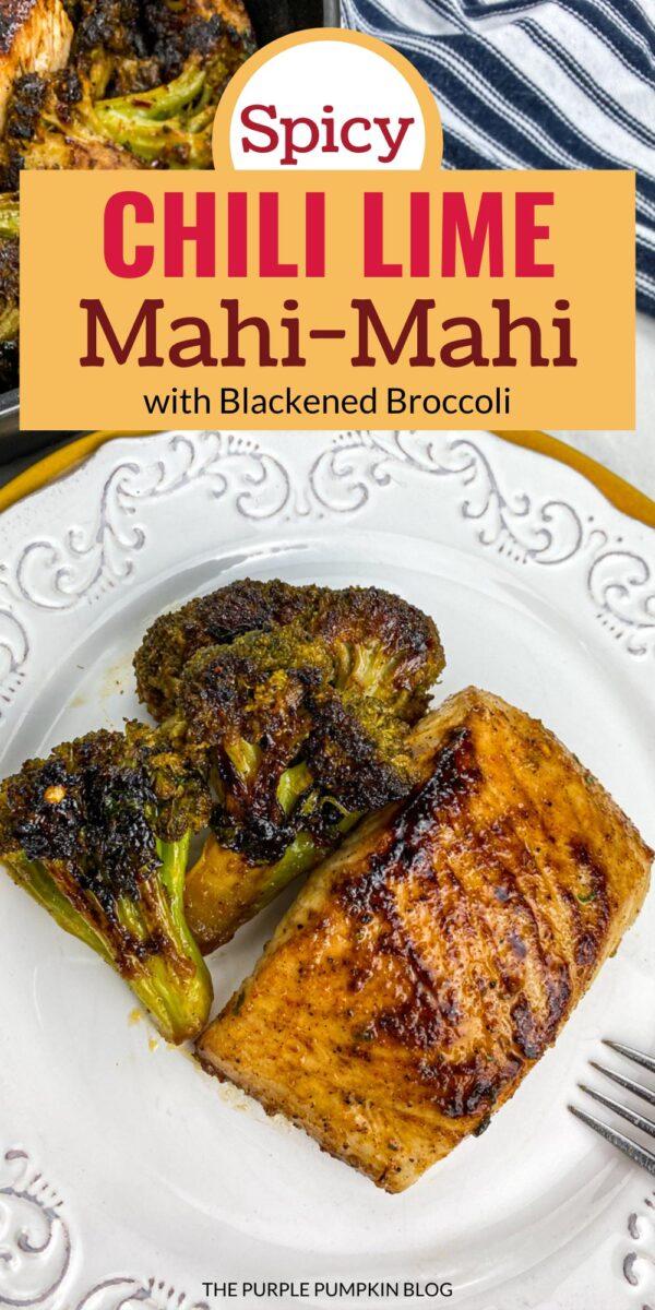 Spicy Chili LIme Mahi-Mahi Recipe