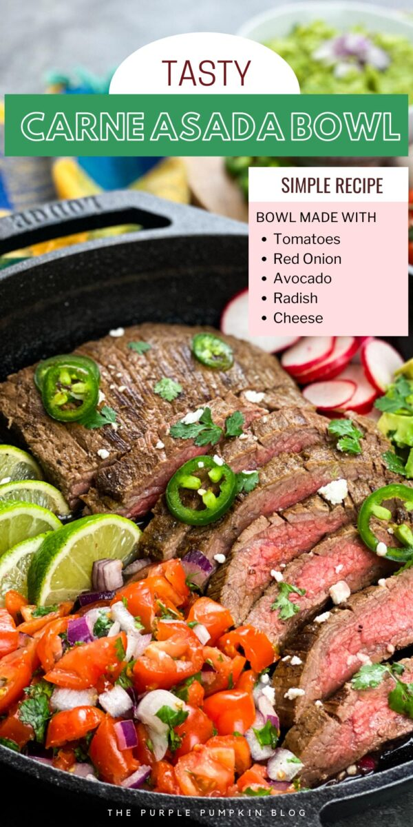 Tasty Carne Asada Bowl