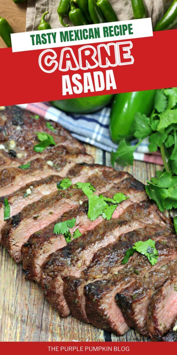 Tasty Mexican Recipe for Carne Asada