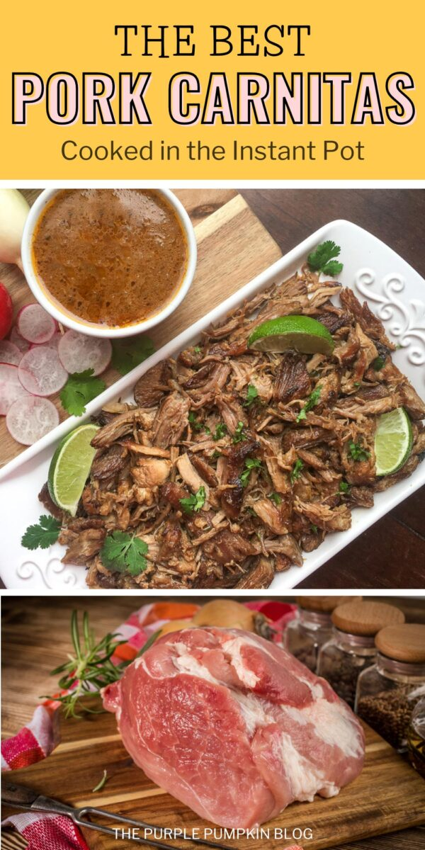 The Best Pork Carnitas in the Instant Pot