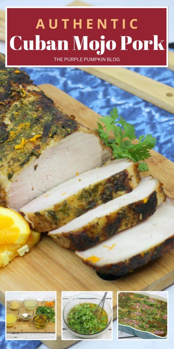 Authentic Cuban Mojo Pork