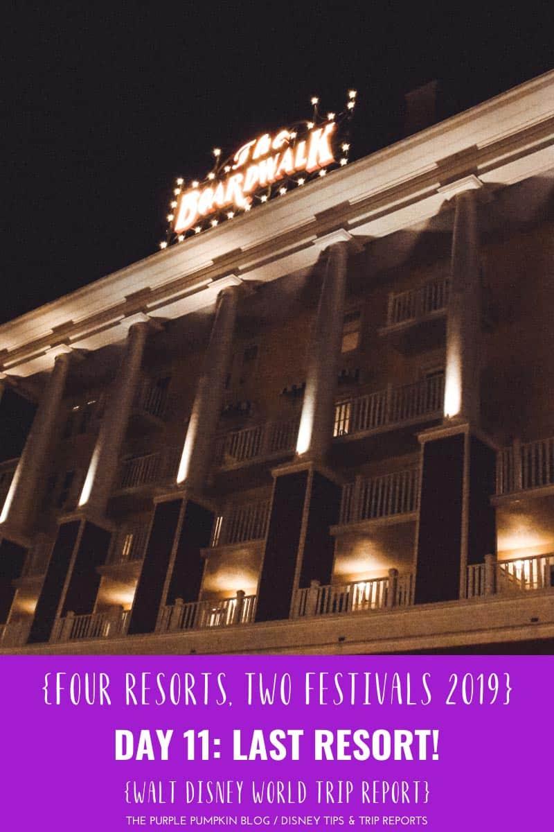 Day-11-Four-Resorts-Two-Festival-2019-Walt-Disney-World-Trip-Report