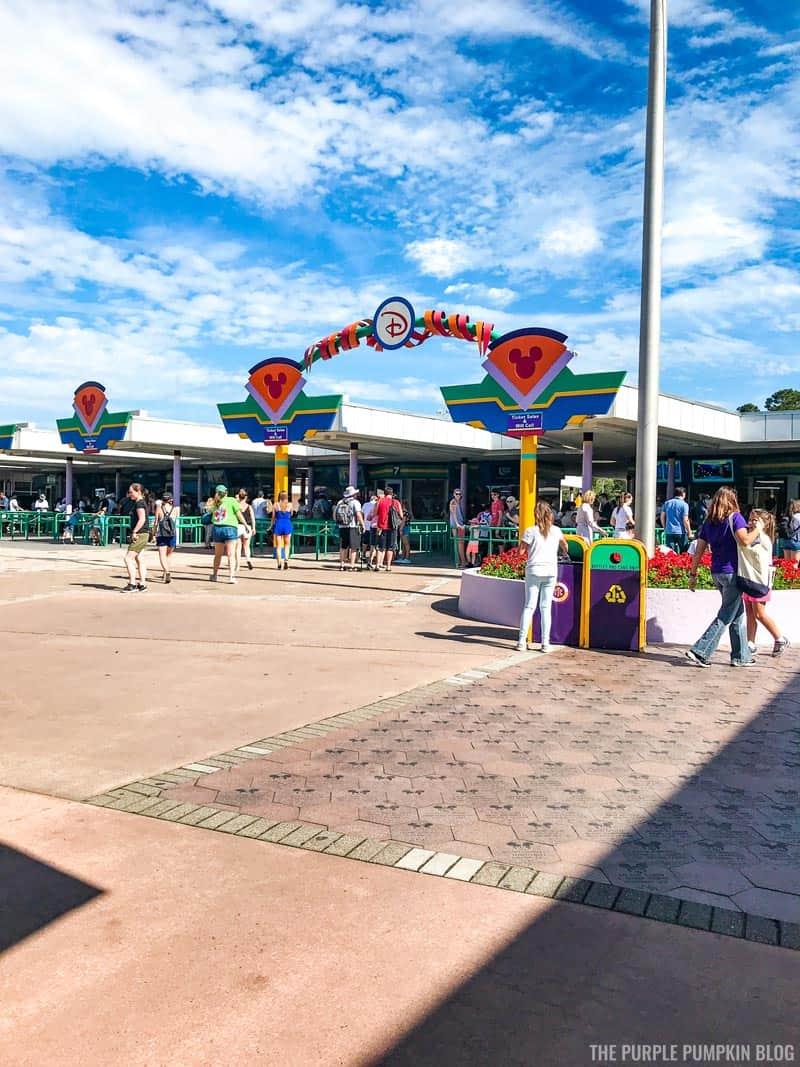 Disney's Transportation and Ticket Center