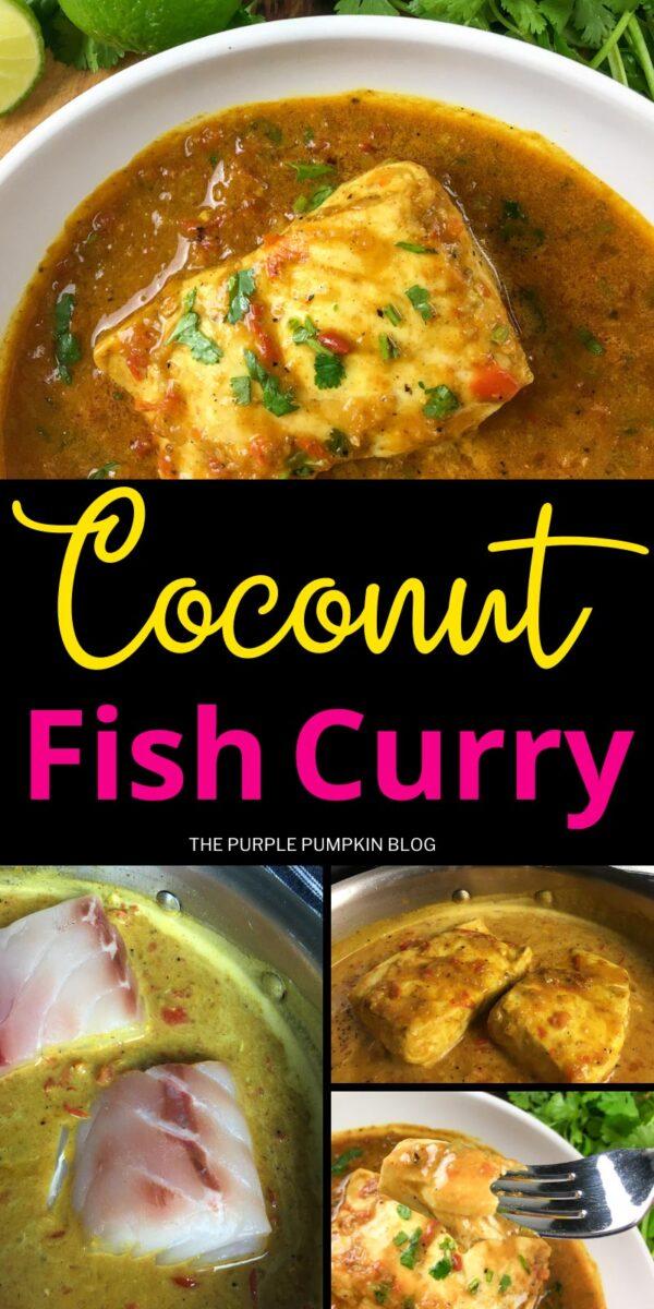 Coconut Fish Curry Recipe