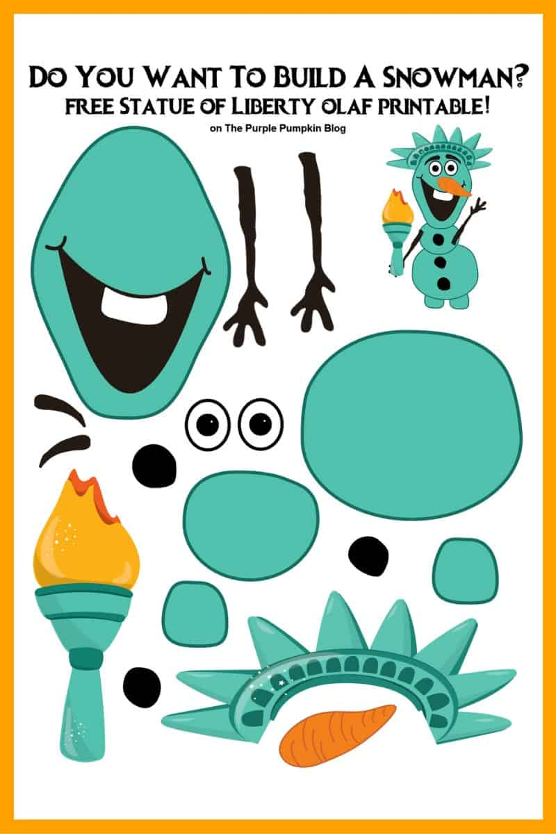 Do-You-Want-To-Build-a-Snowman-Free-Statue-of-Liberty-Olaf-Printable