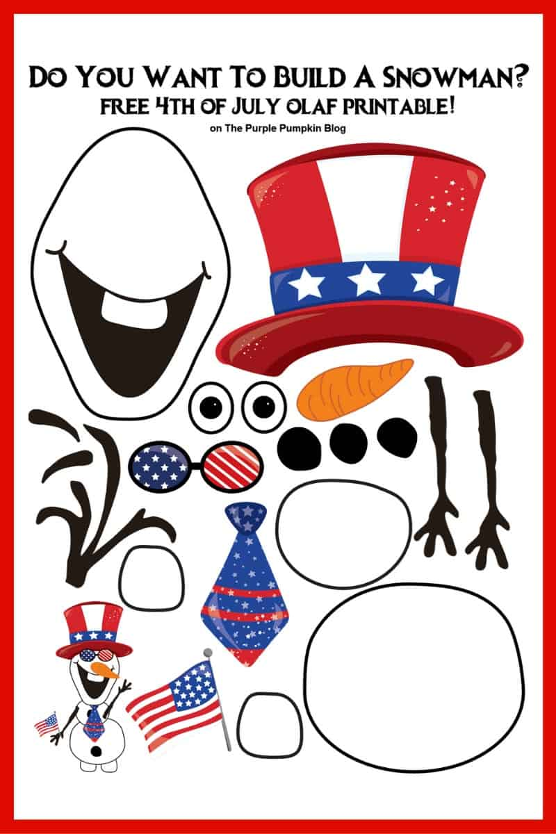 Doy-You-Want-To-Build-a-Snowman-Free-4th-of-July-Olaf-Printable