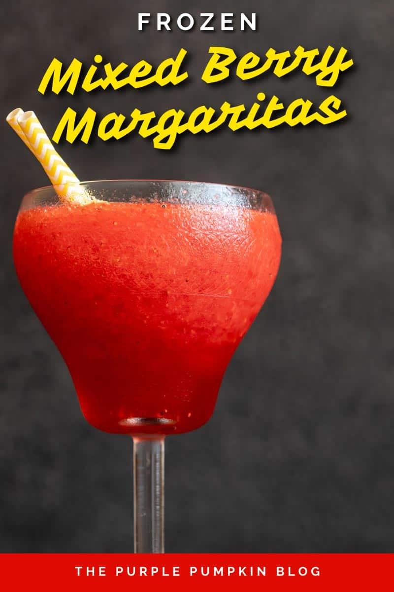 Frozen-Mixed-Berry-Margaritas