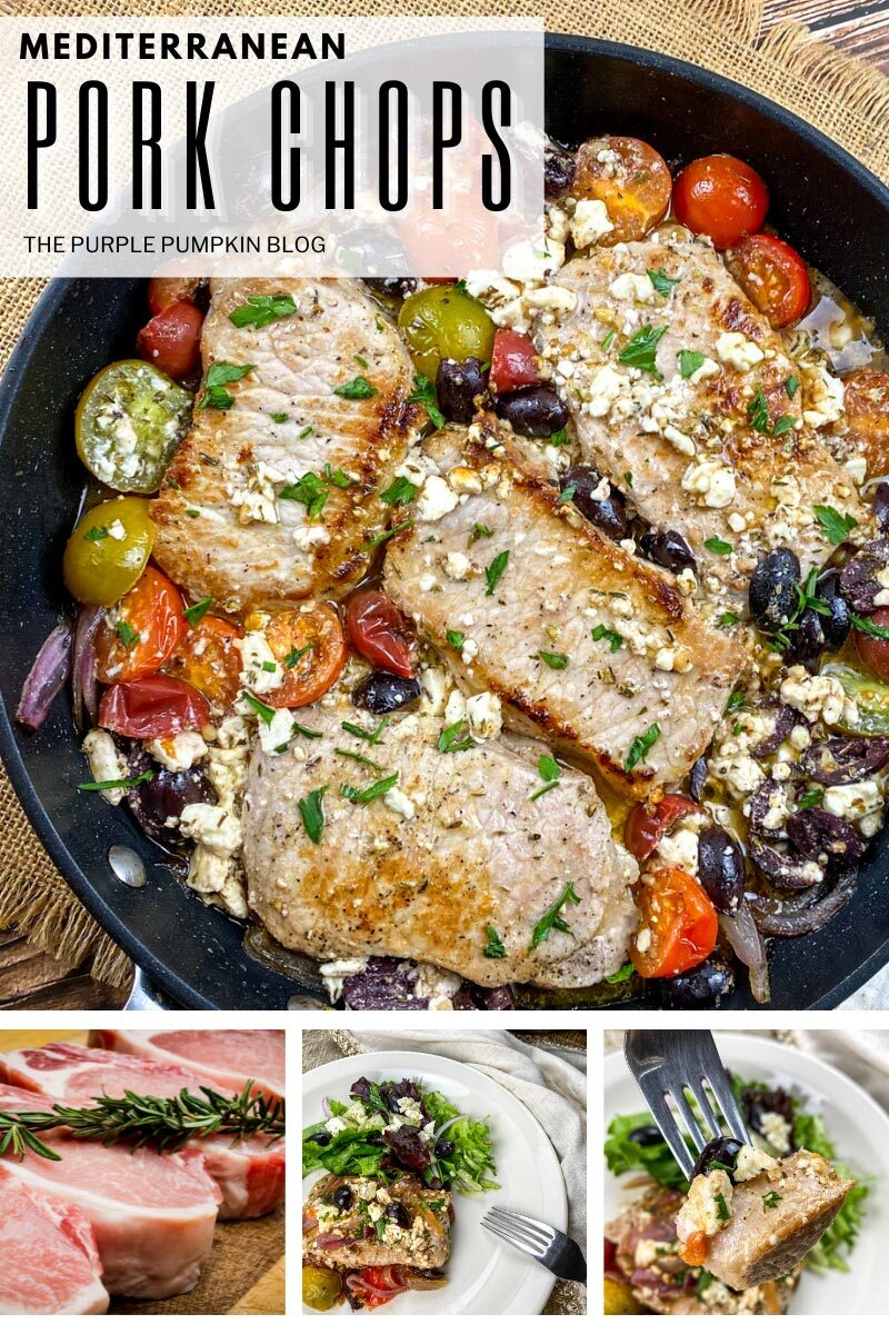 How To Make Mediterranean Pork Chops