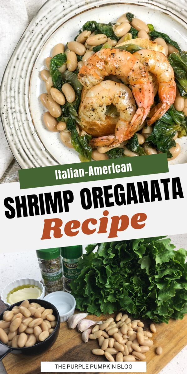 Italian American Shrimp Oreganata Recipe