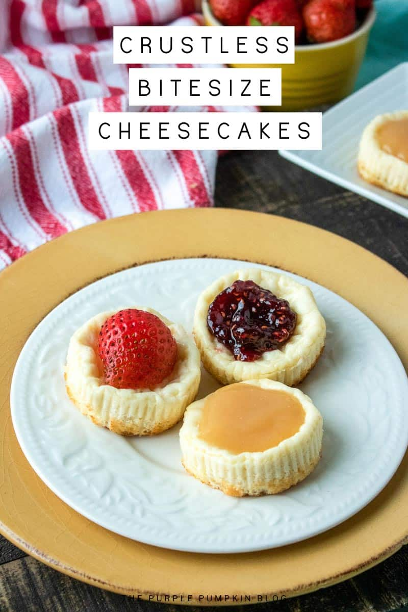 Crustless-Bitesize-Cheesecakes