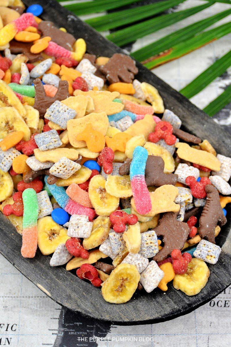Disney's Jungle Cruise Snack Mix