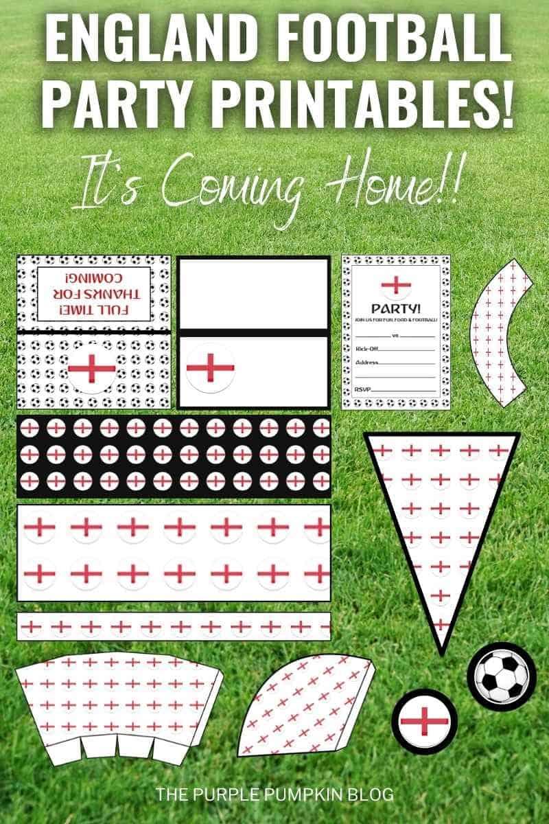 England-Football-Party-Free-Printables-Set
