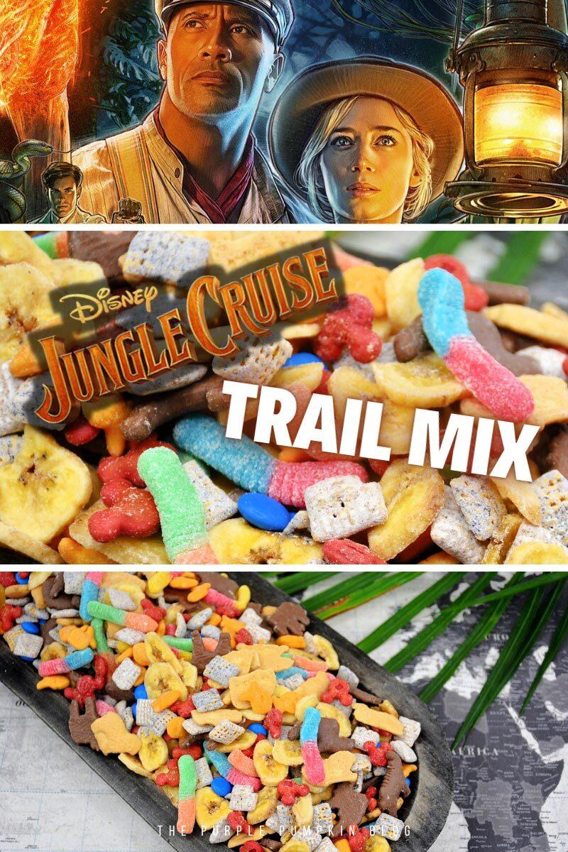 Jungle Cruise Trail Mix
