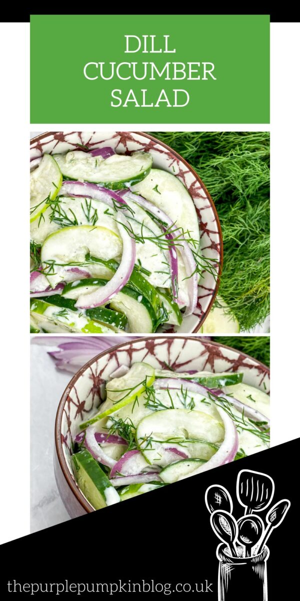 Dill and Cucumber Salad Recipe