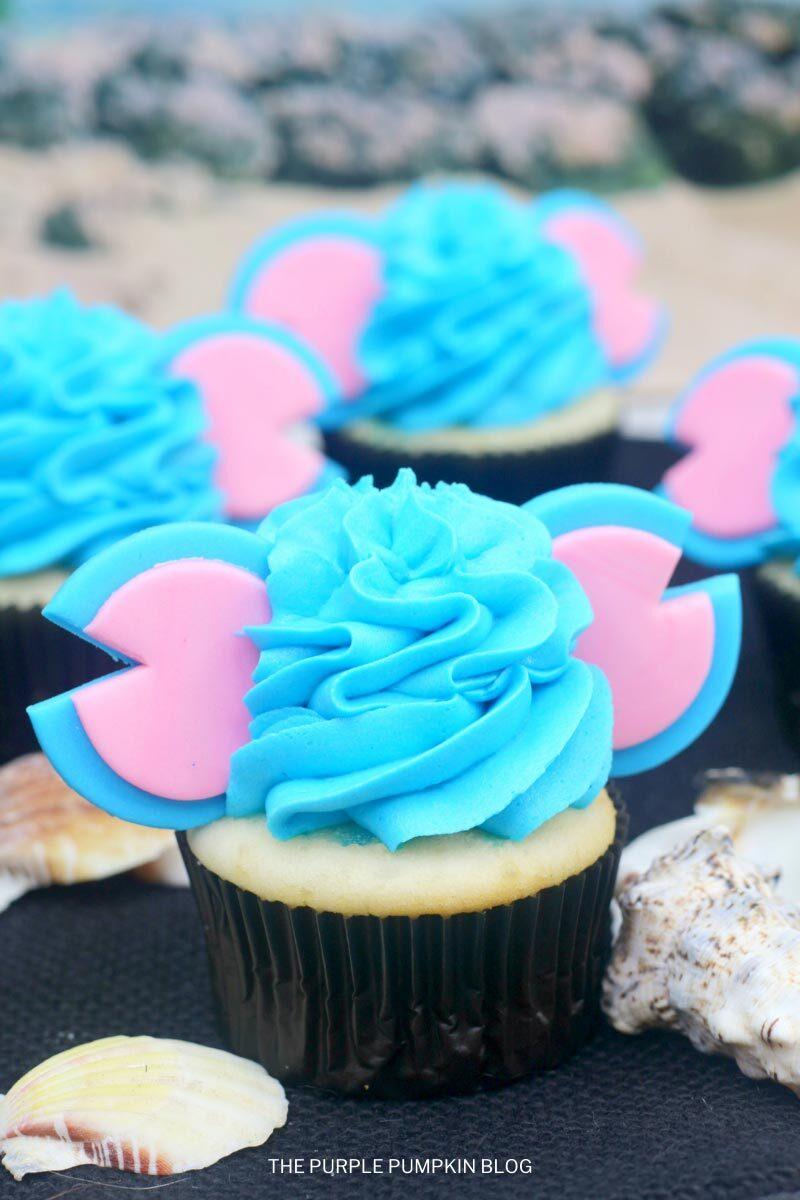 Disney's Stitch Cupcakes Recipe