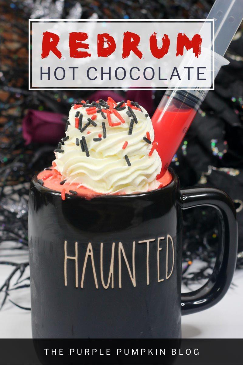Redrum Hot Chocolate