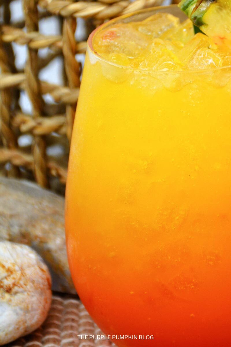 Tropical Jungle Cruise Cocktail