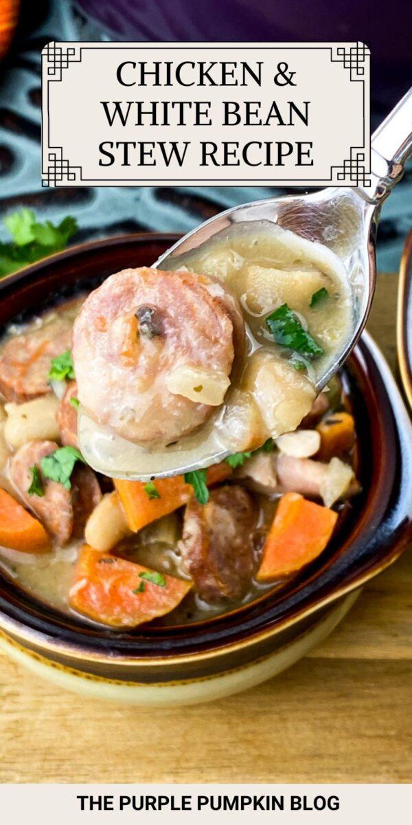 Chicken & White Bean Stew Recipe