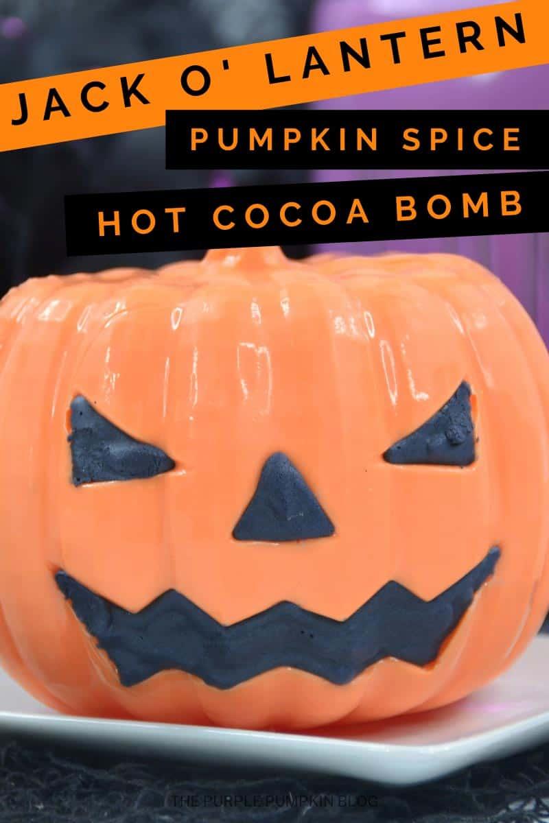 Jack-o-Lantern-Pumpkin-Spice-Hot-Cocoa-Bomb