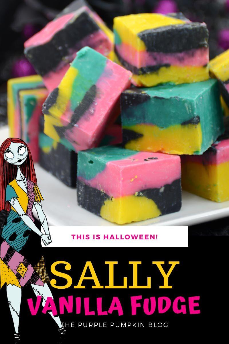 Sally Vanilla Fudge