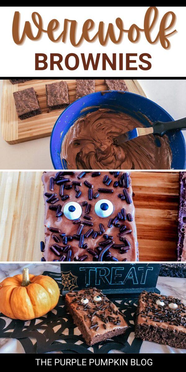 Werewolf Brownies